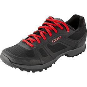 Giro Gauge 19 Scarpe Uomo, black/bright red